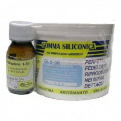 GLS-50 GOMME SILICONICA LIQUIDA DA COLATA 500 Gr.