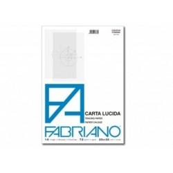 LUCIDO F4 - BLOCCO LUCIDI - 10 fogli - 72g. - 21x29,7