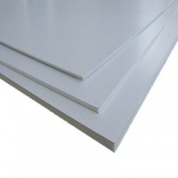 CARTONFOAM 3 mm. BIANCO