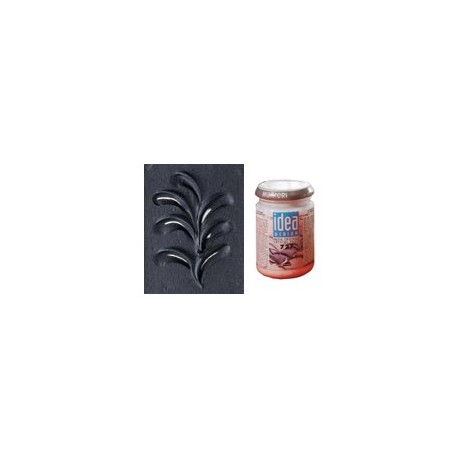 IDEA MEDIUM PASTA FERRO NERO 125ml.