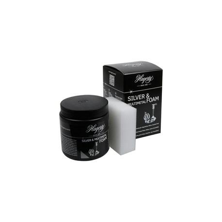 Hagerty Silver & multimetal Foam