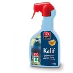 KALIF piccioni e uccelli - disabituante igienico per piccioni ed uccelli 750ml.