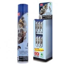 ANTIVESPE E CALABRONI SPRAY - per la lotta contro insetti in particolare vespe e calabroni per uso domestico e civile 750ml.
