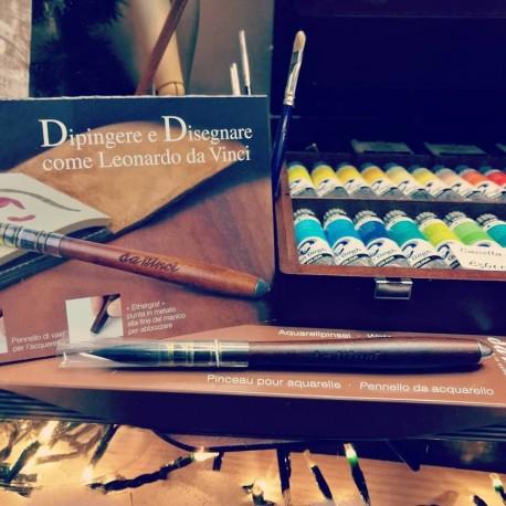 Pennello tradizionale per dilavare | Serie 499DV