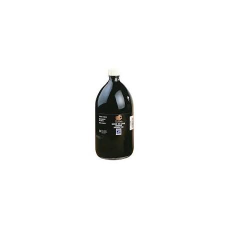 INCHIOSTRI NAN-KING LEFRANC & BOURGEOIS, ML 250 NERO, INDIAN INK ( BOTTIGLIA VETRO )
