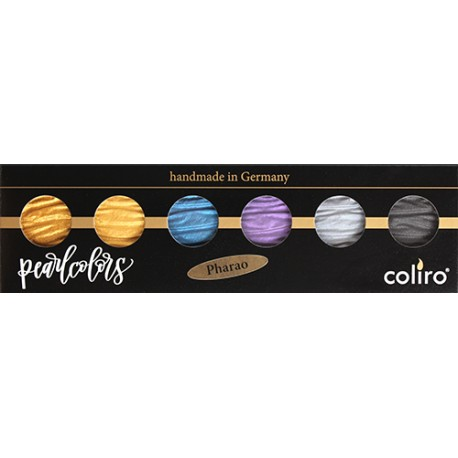 Coliro Pearl Colors - PHARAO