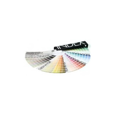 Mazzetta colori NCS index