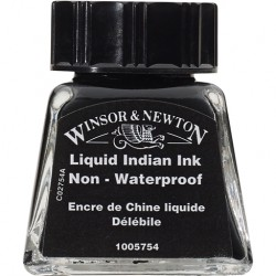 DRAWING INKS - LIQUID INDIAN INK  14ml