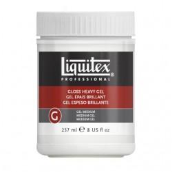 Liquitex Gloss Super Heavy Gel 237ML