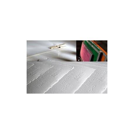 ARCHES AQUARELLE 640G/M - FOGLI BIANCO NATURALE 56X76