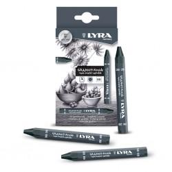 Lyra Pastello in Grafite