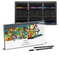 Lyra Hi-Quality Art Pen Set