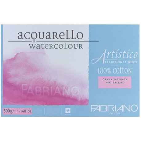 ARTISTICO TRADITIONAL WHITE BLOCCHI COLLATI 4 LATI 300G.