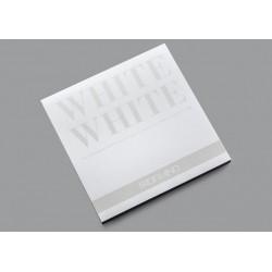 WHITE WHITE - BLOCCHI COLLATI 1 LATO