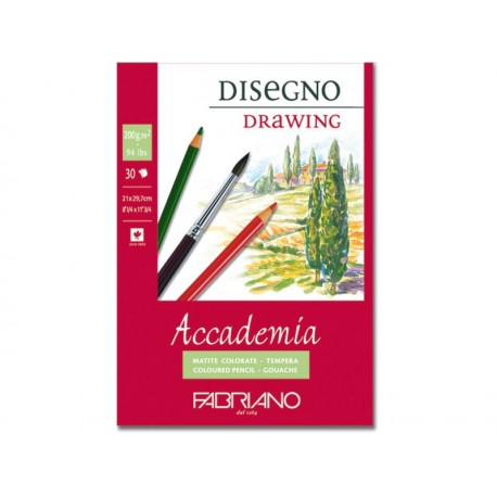 ACCADEMIA - drawing - blocchi collati