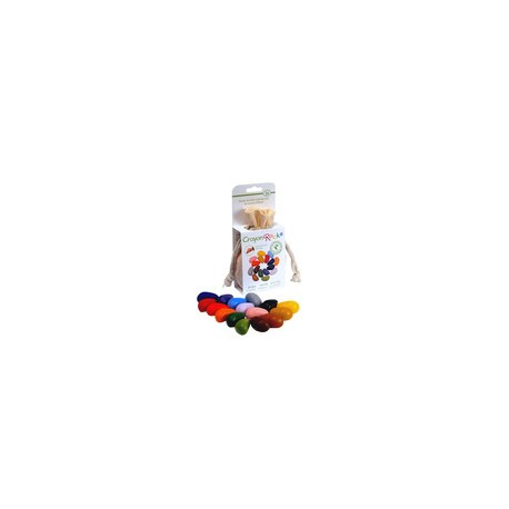 Crayon Rocks Borsa 16 colori