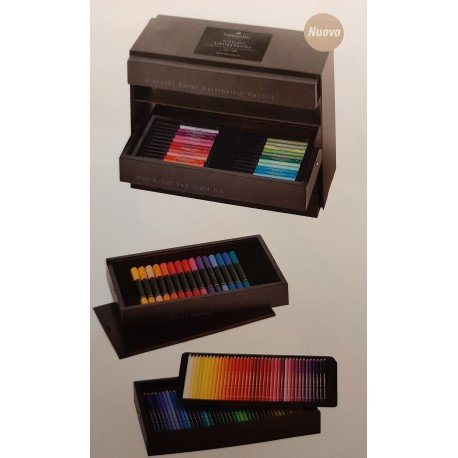 VALIGETTA IN LEGNO LIMITED EDITION FABER CASTELL
