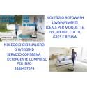 SERVIZIO NOLEGGIO ROTOWASH TUTTO INCLUSO
