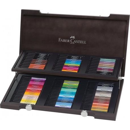 Penne a china Pitt artist pen, 90 pezzi in valigetta di legno
