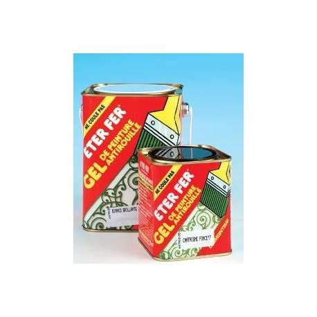 ETERFER - Smalto antiruggine - applicazione diretta sulla ruggine - 750ml.