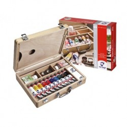 VAN GOGH ACRYLIC COLOUR BOX BASIC