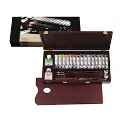 REMBRANDT ACRYLIC COLOUR BOX PROFESSIONAL