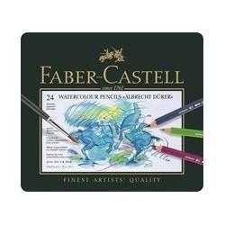Faber Castell Albrecht Dürer, Set matite acquerellabili 24 Pezzi