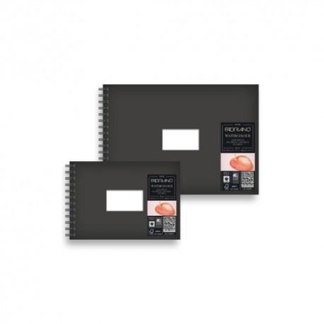 WATERCOLOUR BOOK - per ogni tipo di tecnica - SPIRALATO 300g. - 25 fogli - grana fina