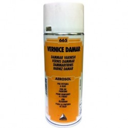 VERNICE DAMAR SPRAY 400 ml.