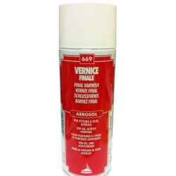 VERNICE FINALE SPRAY 400ml.