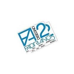 DISEGNO 2 - BLOCCO COLLATO 1 LATO - 33X48 - 110g. - 12 fogli