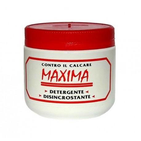 MAXIMA ex SOLVALINA  - Disincrostante in polvere per l'eliminazione di calcare e di incrostazioni in genere