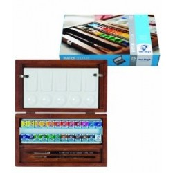 VAN GOGH WATER COLOUR BOX PANS