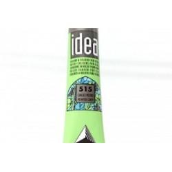 IDEA VETRO RILIEVO  grigio peltro - tubetto 20 ml.