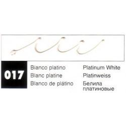 IDEA VETRO RILIEVO  bianco platino - tubetto 20 ml.