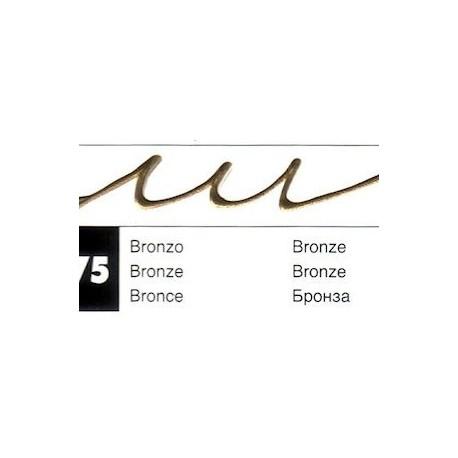 IDEA VETRO RILIEVO bronzo - tubetto 20 ml.