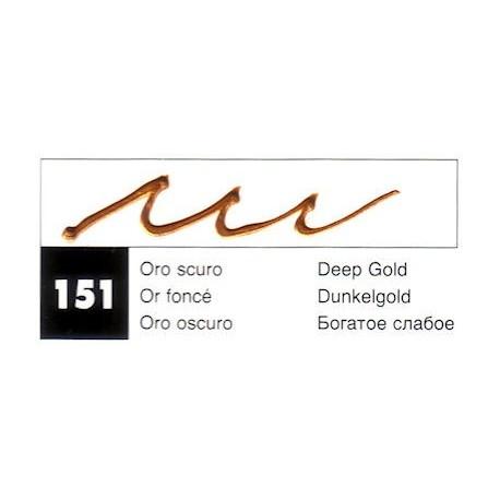 IDEA VETRO RILIEVO oro scuro - tubetto 20 ml.