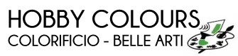 Colorificio Hobby Colours negozio Belle Arti
